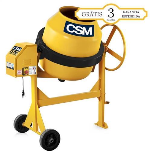 Betoneira Csm Cs 150 Litros 0,33 Cv Monofásica 110V - 20100043003
