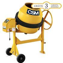 Betoneira Csm Cs 150 Litros 0,33 Cv Monofásica 220V - 20100043007
