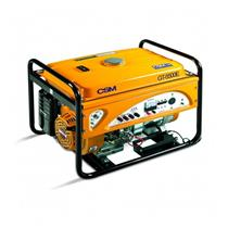 Gerador De Energia A Gasolina Portátil Csm 5.5 Kva 11 Hp 4 Tempos Com Partida Elétrica 4 Tempos Trifásico Gt 5500E 220V