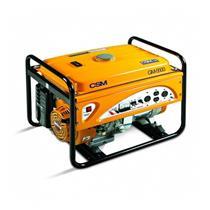 Gerador De Energia A Gasolina Portátil Csm 6,0 Kva 11 Hp 4 Tempos Monofásico Gm 5500 220V