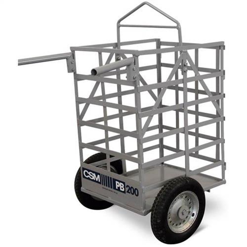 Carro Porta Blocos Csm Pb 200