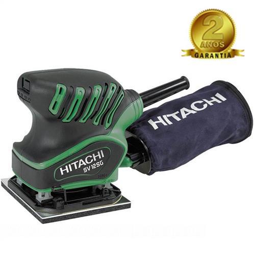 Lixadeira De Acabamento De 114Mm (1/4 Folha) Hitachi Sv12sg 220V - 20210145009