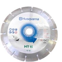 Disco Diamantado 178Mm Husqvarna Mt15 D178 Para Cortadora Manual 5410297614678