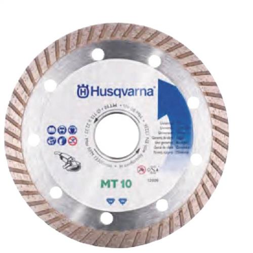 Disco Diamantado 230Mm Husqvarna Mt10 D230 Para Cortadora Manual 5410297614647