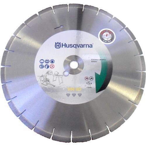 Disco Diamantado 350Mm Husqvarna Vn80 D350 Para Cortadora De Paviamento - 7391883714447