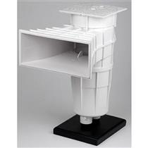 Coadeira Jacuzzi Modelo Wc-Ii Para Piscinas De Concreto - 20400115004