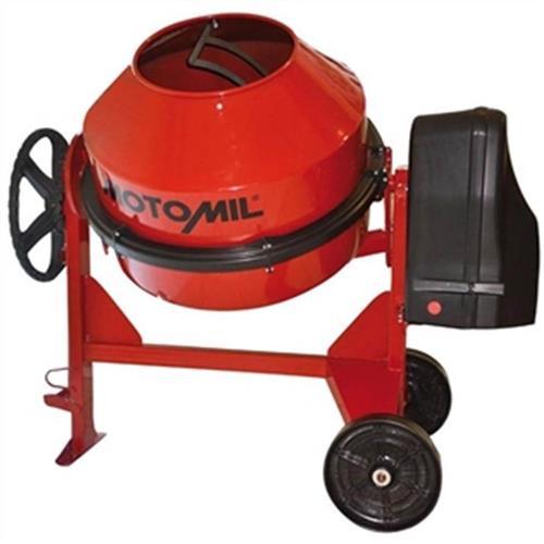 Betoneira Motomil 400 Litros Mb-400 Monofásica 220V Com Proteção De Cremalheira - 20280045005