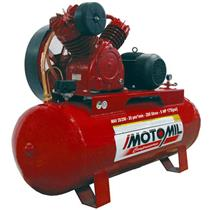 Compressor Linha Industrial Motomil Mav 20/200 Trifásico 220/380V 5Hp - 20280126001