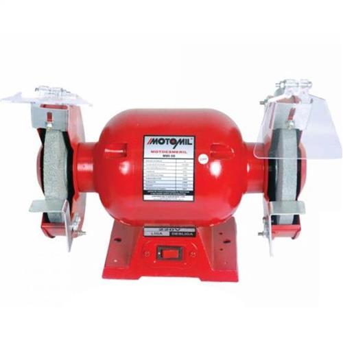 Motoesmeril Motomil Mmi-50 Monofasico 360W 60Hz 220V