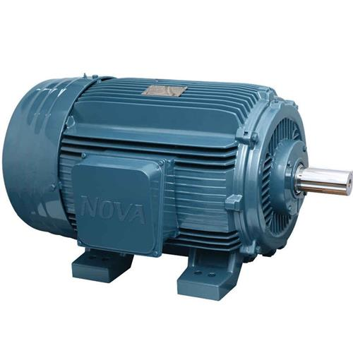 Motor Elétrico Blindado Trifásico Alto Rendimento Nova Motores Ip-55 De 7.5 Cv 4 Pólos 220/380V - 20300184003