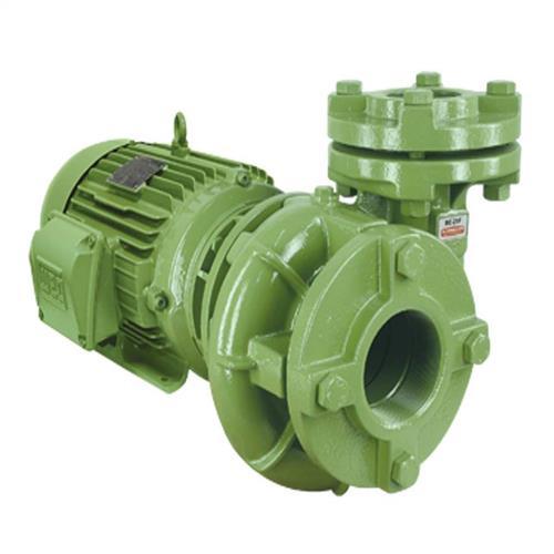 Bomba Mono Estágio Schneider Bc-21 R 1 1/2 5 Cv Monofásica 220/440V Com Capacitor - 20320084306