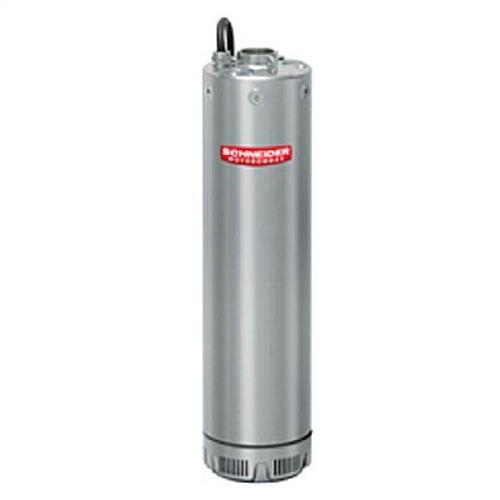 Bomba Multi Estágio Schneider Em Aço Inox Vn-5312 1.2 Cv Monofásica 220/230V 3 Fios Com Control Box - 20320088033
