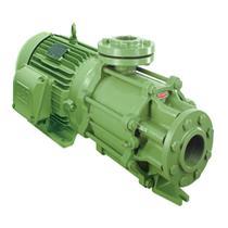Bomba Multi Estágio Schneider Me-32150 B154 15 Cv Monofásica 220/440V Com Capacitor - 20320088064