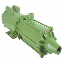 Bomba Multi Estágio Schneider Me-Al 2375 7.5 Cv Monofásica 220/440V Com Capacitor