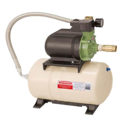 Pressurizador Schneider Tap-20 C 1/2 Cv Sistema Completo (Bomba+Tanque+Acessórios) Monofásica 110V - 20320095002