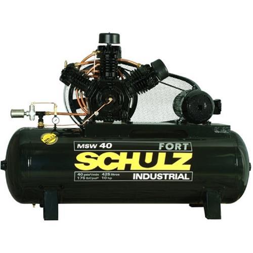 Compressor Schulz Fort Msw 40/425 220/380V Trifásico