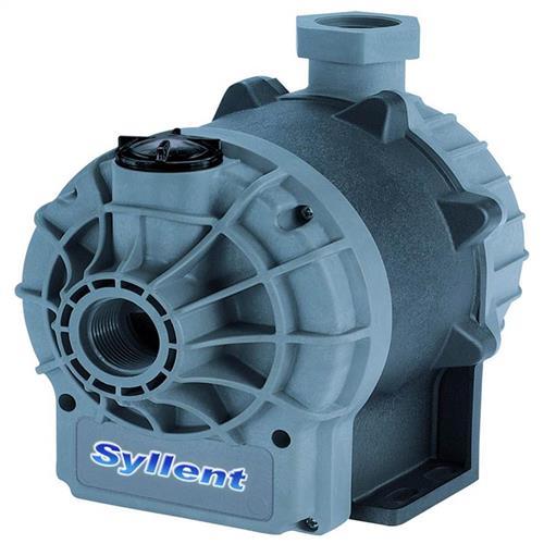 Bomba Centrífuga Residencial Syllent Aqquant Mb71e0005as 3/4 Cv 60 Hz Monofásico 120V