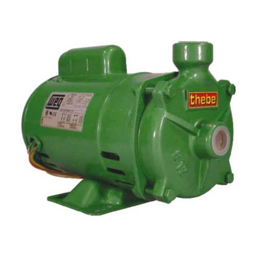Bomba Mono Estágio Thebe B-12 Nr 1/2 Cv Monofásica 110/220V Sem Capacitor - 20370085060