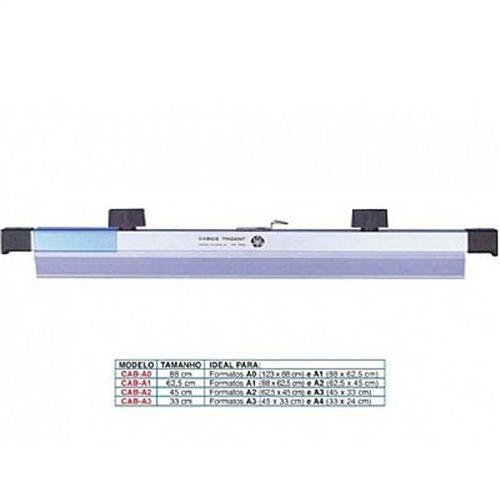Cabide Trident De Alumínio Cab-A2 - 20380124003