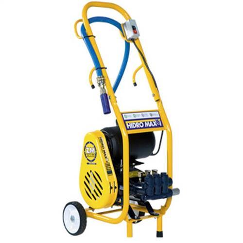 Lavadora Profissional Zm-30/420 Motor Weg 2 Cv Vazão 30 Litros/Min Pressão 420 Libras Trifásica 220/380V - 20390165006