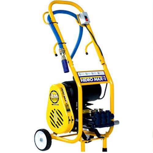 Lavadora Profissional Zm 25/450 Motor Weg 2 Cv Vazão 25 Litros/Min Pressão 450 Libras Trifasica 380V