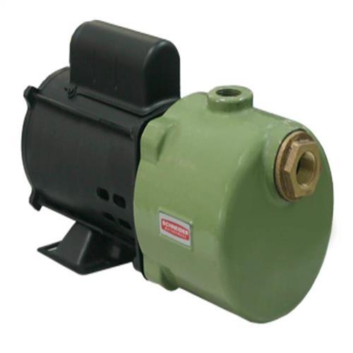 Bomba Auto Aspirante Schneider Asp 98 3/4 Cv Com Capacitor Monofásica 220V