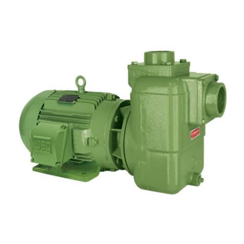Bomba Auto Aspirante Schneider Bca-41 4 Cv Monofásica 220/440V Com Capacitor