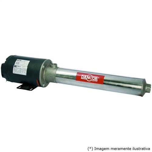 Bomba Centrífuga Multi Estágio Alta Pressão Dancor Booster B-07 5.4 3/4 Cv Monofásica 110/220V