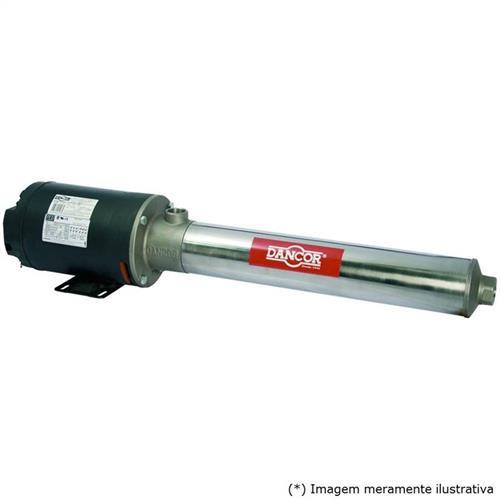 Bomba Centrífuga Multi Estágio Alta Pressão Dancor Booster B-07 5.4 3/4 Cv Trifásica 220/380V