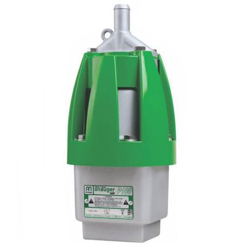 Bomba Para Poço Vibratória Anauger Solar P100