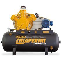 Compressor De Ar Chiaperini 2 Estagios De Alta Pressao Cj 40 Ap3v 360L Trifasico
