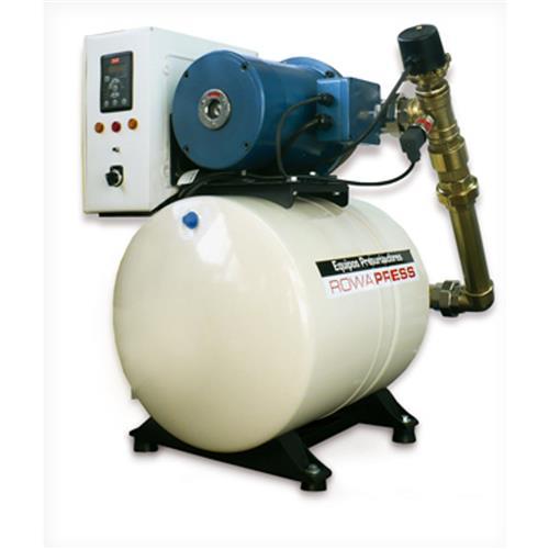 Pressurizador Rowa Press 410 Vf 3,00Hp Trifásico 380V