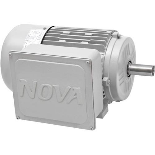 Motor Elétrico Nova Motores 7,5Cv 4 Pólos Ip56 Monofásico 220V/254V/440V-580V