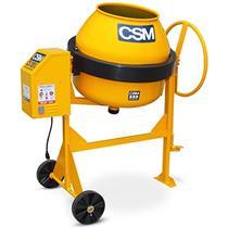Betoneira Csm Cs 120 Litros 1/3 Cv Monofásica 220V - 20100043006