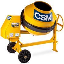 Betoneira Csm 1 Traco Super S/Motor C/Painel Monofasico 220V