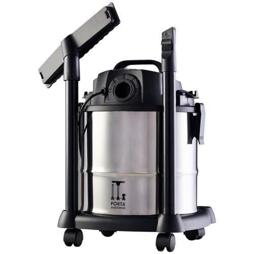 Aspirador De Agua E Po Wap Gtw 1600W Inox 20 Monofasico 110V