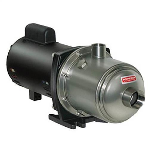 Bomba Centrífuga Multi Estágio Schneider Me-Hi 5525 2.5 Cv Monofásica 127/220V Com Capacitor - 20320088027 (Fora De Linha)