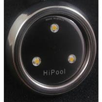 Refletor Superled Hippol 9W Estampado Em Aço Inox 316L 72Mm Diâmetro