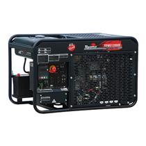 Gerador De Energia Toyama Tdwg12000e 10Kva Monofásico 115/230V À Diesel Com Partida Elétrica