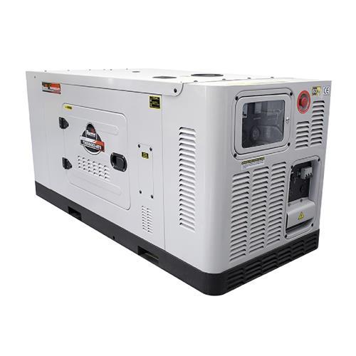 Gerador De Energia Toyama Tdmg25sge3 38Cv 27,5Kva Trifásico 380V À Diesel Com Partida Elétrica