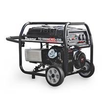 Gerador De Energia Toyama Tg10000cxe3-220 16Hp 11,25Kva Trifásico 220V À Gasolina