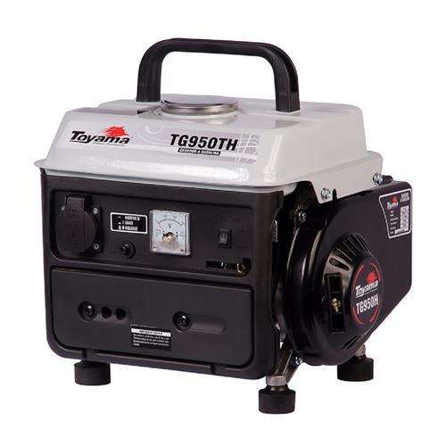 Gerador De Energia Portátil Toyama Tg950th 800W Monofásico 127V À Gasolina