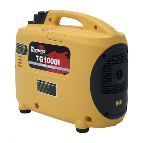 Gerador De Energia Digital Toyama Tg1000i 1,3Hp 1000W Monofásico 110V À Gasolina