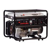 Gerador De Energia Portátil Toyama Tg6000cxh 5500W Monofásico 115/230V À Gasolina