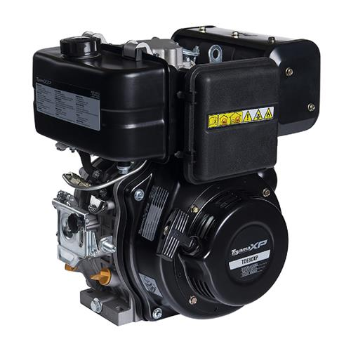 Motor Toyama Tde80-Exp 8Hp 349Cc À Diesel Com Partida Elétrica