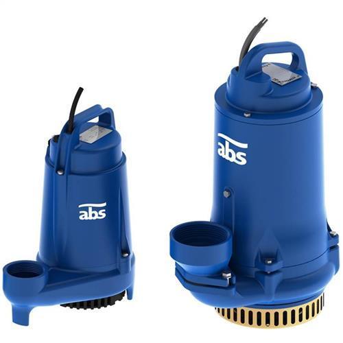 Bomba Submersível Abs Sulzer Uni 500T 1,0 Cv Trifásica 220V