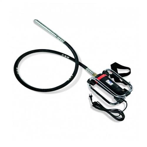 Vibrador De Imersão De Alta Frequência Csm Vcaf 29 Com 5 Metros Apenas O Mangote - 20100136014