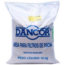 Areia Para Filtro De Piscina Dancor 15 Kg