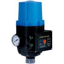 Controlador Automático De Bombas De Água Genebre Com Manômetro - 20200114013
