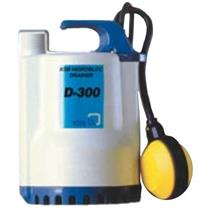 Bomba Submersível Ksb Hydrobloc Drainer D300 0,33 Cv Monofásica 110V